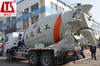 Building Machinery Concrete Mixer Truck HDT5256GJB 10M3 CE CCC ISO9001 Made in China