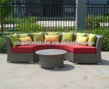 Canadian new cheap livingroom rattan Furniture