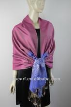 hijab muslim dress JDS-132# elegant luster and soft silk hijab