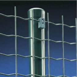 0.5-2.5m Width/2.0-2.5mm Wire Diameter Decorative Euro Wire Mesh Fencing