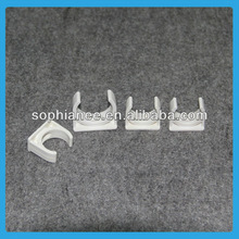 Hot PVC Pipe Fittings Plastic Clamp on Pipe Coupling
