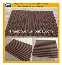 PVC+PET table mat, plastic tray mat, waterproof traymat