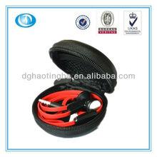 dongguan Hotsale Round Earphone Case