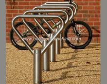 Outdoor steel/ stainless steel bicycle rack/ bike rack