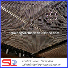 Modern!!!Decorative ceiling metal mesh,fashion ceiling design