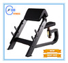 Precor Bodybuilding Machine / Seated Preacher Curl (D27)