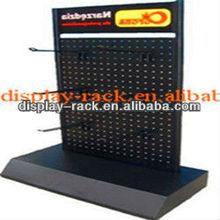 mini-orifice plate hanging pegs display HSX-1040