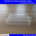 alta qualidade de embalagens de plástico transparente caixa do molde deinjeção