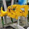 D65EX 3-shank ripper for Komatus dozer yellow 30cr loosening oil