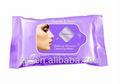 Natural de toallitas removedor de maquillaje/ojo hacer- up remover
