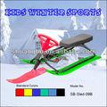 vendita calda snowscoot con sterzo per natale