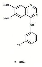 6,7-Dimethoxy-4-[N-(3-chlorophenyl)amino]quina 170449-18-0