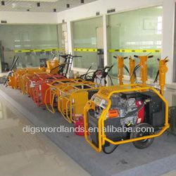 Portable Hydraulic Breaker, Power Unit & Spare Parts