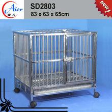 best buys dog aluminum cage