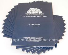 impresion del catalogo, opuscolo, folleto, livret, revista