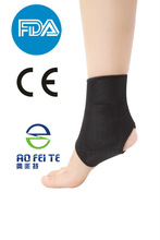 CE&FDA approved,high quality tourmaline & magnetic negative ion ankle brace
