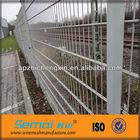 galvanized decorative modular welded wire fence panels