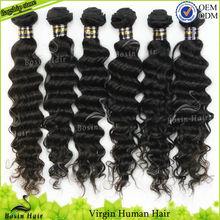5A grade natural 100% human hair malaysian hair virgin