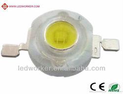 3W white epistar bridgelux chip h11 high power LED light/160-2400LM