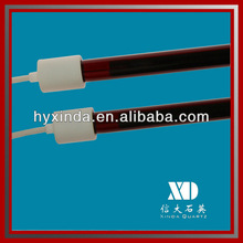 good quality electric ruby heat resistant tube withCE/CB