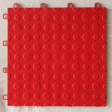 Interlock magnetic rubber mat basketball