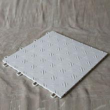 Grey domino tiles plastic factory