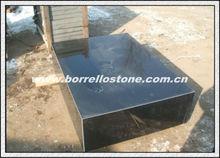 China Black Granite Block