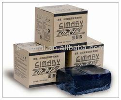 FR-I rubberized hot pour blacktop driveway sealant