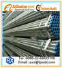 Factory Direct Galvanized Steel Industrial Pipes
