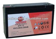 batteries xbox 360 6V12A