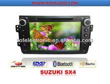 Rofaudio car entertainment dvd navigation for Suzuki SX4