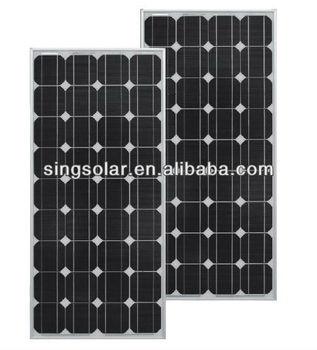 Best price per watt 18v 100w solar panel