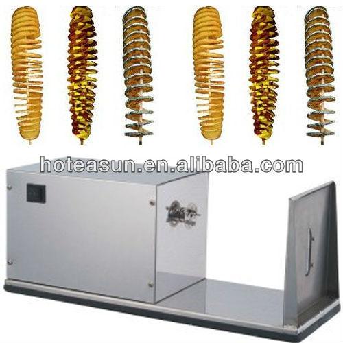 Hot Sale 110v 220v Electric Tornado Potato Cutter