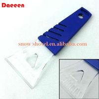 Auto/Vehicle/Car Mini Plastic Ice Snow Shovel Scraper Removal Clean Tool