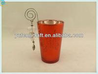 wedding candelabra,wedding decoration ideas,glass wedding souvenirs,bird cage candle,flower glass candle holder