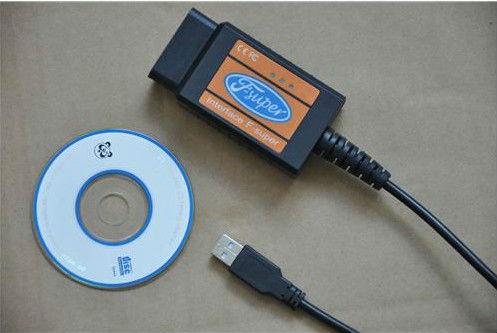 OBD/OBDII scanner car diagnostic interface scan tool USB scan