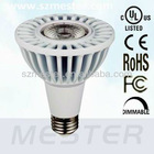 UL long stem PAR30 E26 E27 2700K warm white 13w spotlight,75w halogen lamp replacement