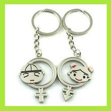 2013 Fashion Handmade Couple Love KeyChain Gifts&Crafts L36