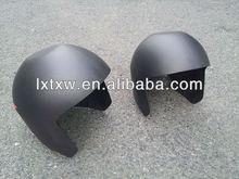 carbon fiber open helmet