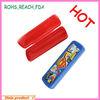 Plastic beautiful kids pencil case set