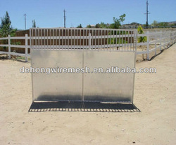 6'x9' European Style Fight Guard Dog Kennel Panel