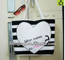 promotional bags cotton women bag