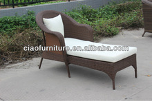 Canadian cheap new design durable Living Room rattan Furniture