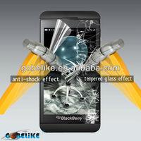 anti-explosion screen protector for blackberry Z10
