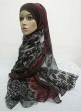 BL041 new style print oversize shawl,muslim long scarf