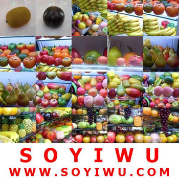ARTIFICIAL FRUIT Wholesale from Yiwu Market for Artificial Fruit