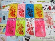 Plum flower soft tpu gel Case for iphone 4 4g 4s