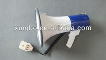 Nouveau produit 50 w portable mégaphone haut - parleur pourrait enregistrement XB-20SR bleu mégaphone nouvelle mégaphone