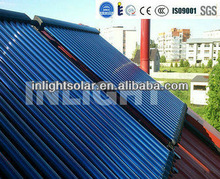 Heat Pipe Solar Panels for Hot Water Heating System