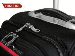 high end wheel luggage